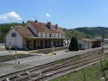 La bastide Puy Laurent train station