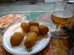 Croquetas y cervezas ... � minuit ... bienvenu a Madrid.