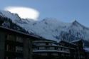 Vue de Chamonix