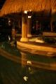 Bar de la piscine du Hilton
