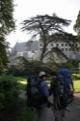 Chateau de Blois. Checkup avant le d�part.