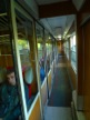 Train entre Podgorica et Mojkovac