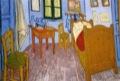 La chambre de Van Gogh � Arles