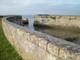 Rempart de la Citadelle Vauban de St Martin en R�