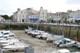 Port de St Martin en R� � marr�e basse
