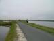 Chemins sur les digues