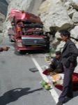 Sur la route Karakurum
