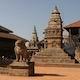 Temples de Bakthapour