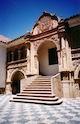 Maison coloniale transform�e en mus�e